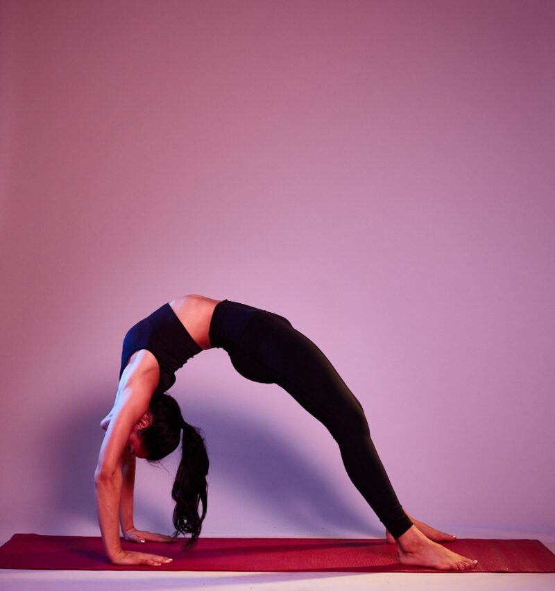 Arching your back is good or bad?
