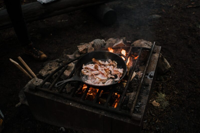 Effortless cooking: how to cook bacon on grill