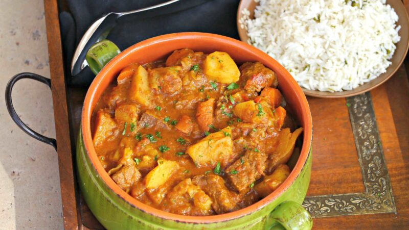 African beef stew: How to get it done?