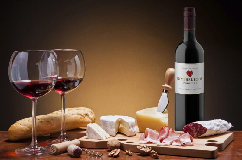 Red wine and food pairing