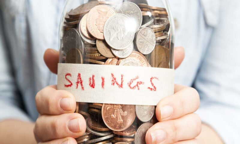 A college student have in savings: 10 pros and best solution