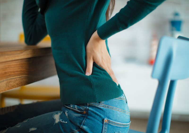 Little-known fact: Does ovulation cause back pain