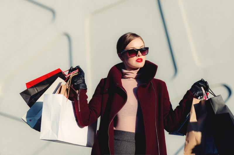 Hold your impulses shopping for 30 days and see what happens to your spending behavior