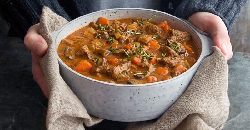 Top secret for your own recipe: Best cut of meat for stew