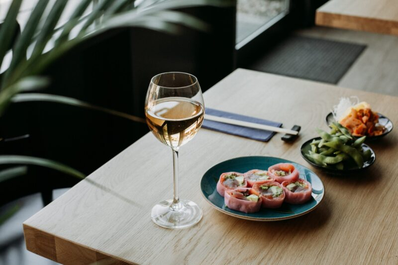 Why food and wine pairing is important