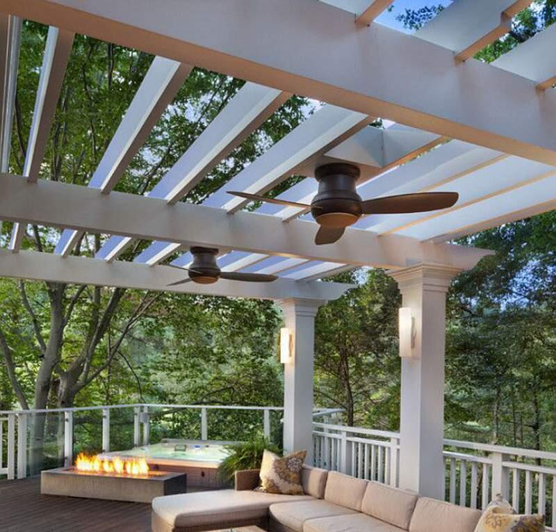 How to get rid of mosquitoes on porch
