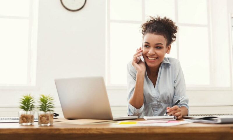 Habits of a successful career woman