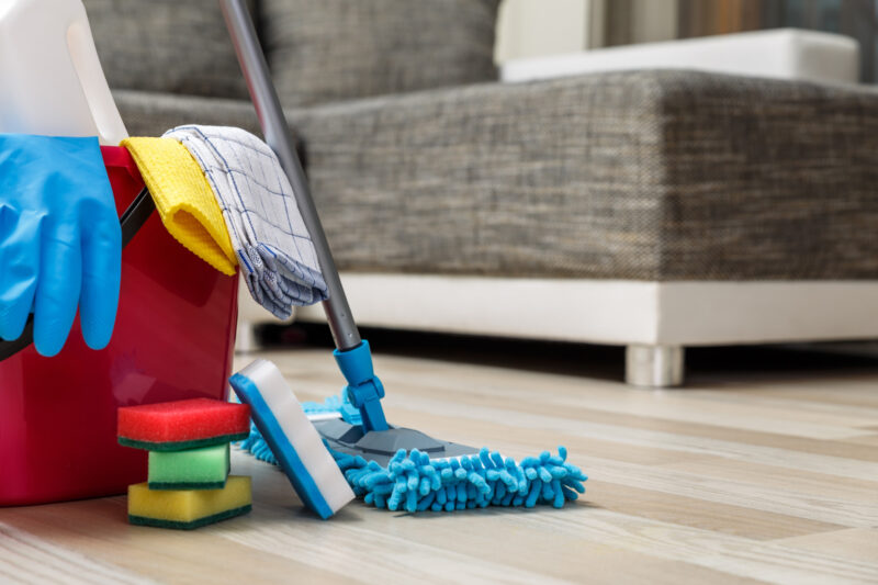 Tips for deep cleaning your house perfectly