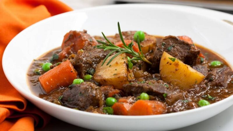 Making new dish with leftover beef stew: This is how you do it
