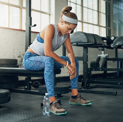 What is the best way to offset cardiovascular stress caused by strength training?