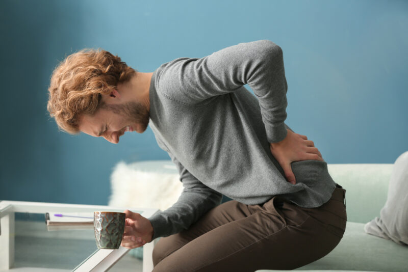 Having backache and nausea at the same time? Don't be subjective!
