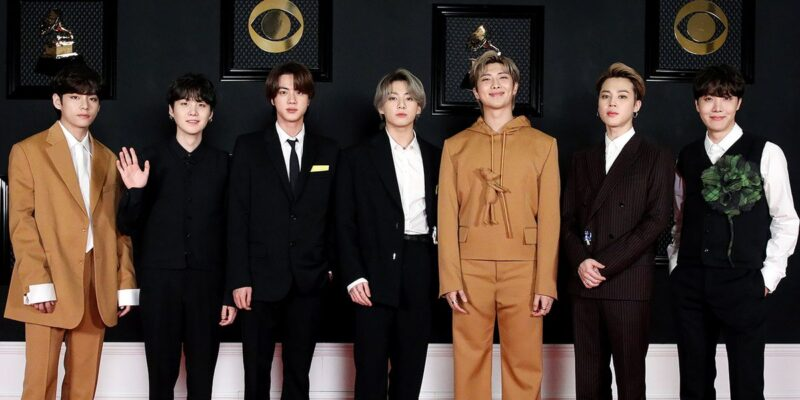 Check out which MBTI personality types do the BTS members have