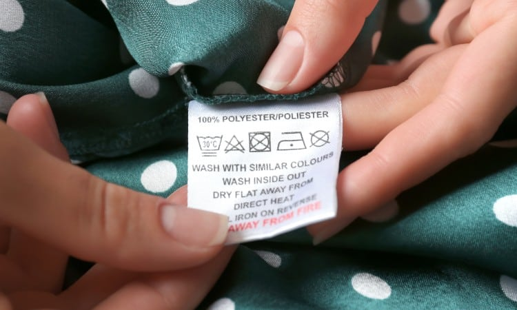 Stop putting your 100% polyester into the washing machine if you don't know about this