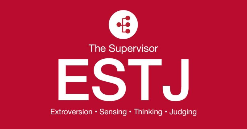 What is ESTJ personality type