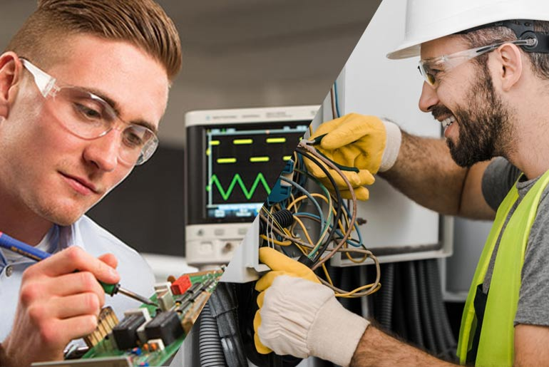 Electrical Engineer vs Electrician: Are they different?