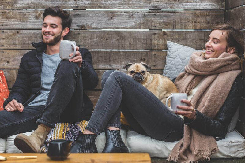 ENFP male and INFJ female friendship