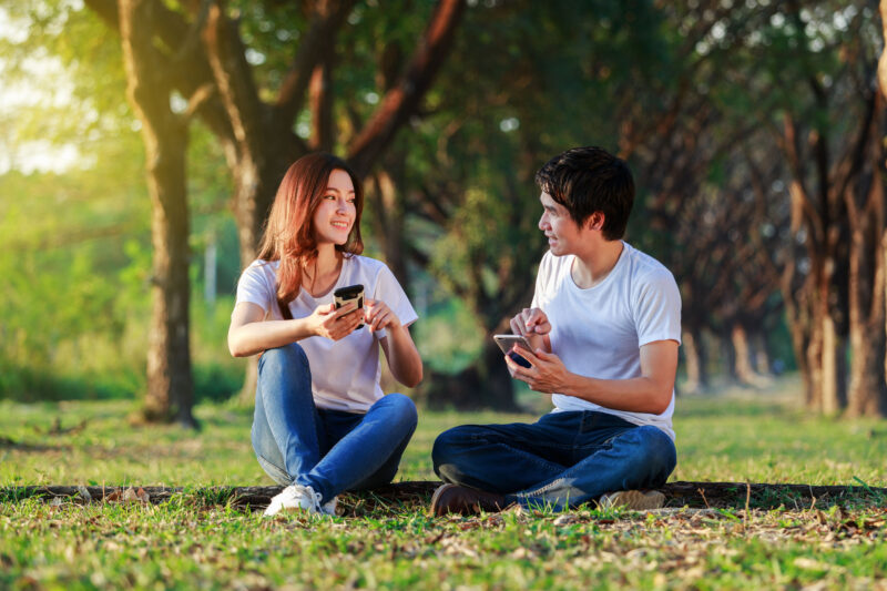 Find out the chemistry of ENFP male and INFJ female