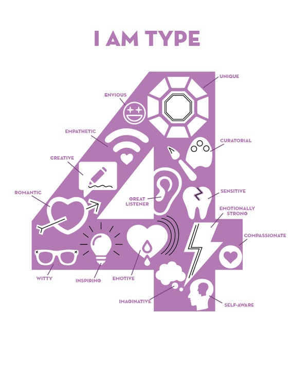 What is Enneagram 4?