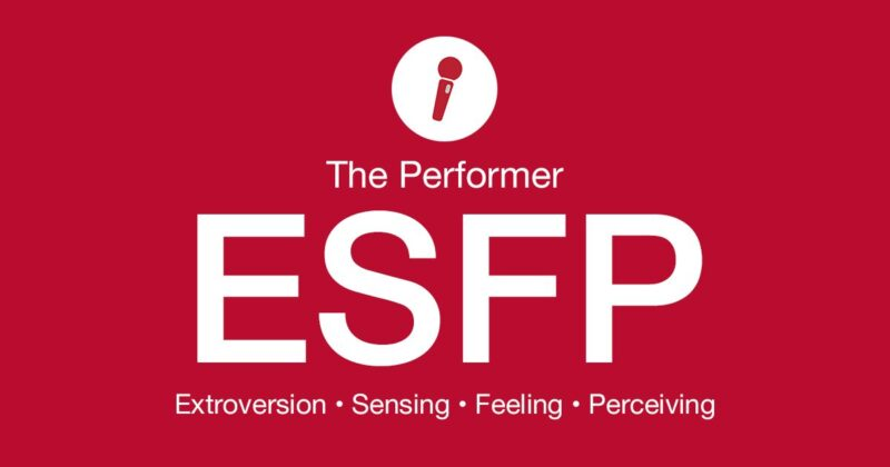 What is ESFP personality type