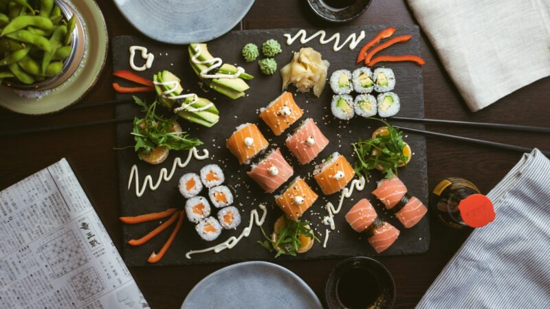 In the name of sushi lover, do you know how long sushi can last in the fridge?