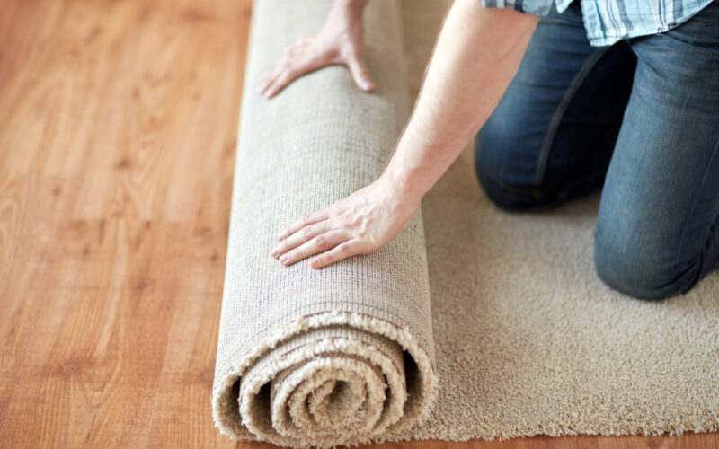 When should you replace carpet
