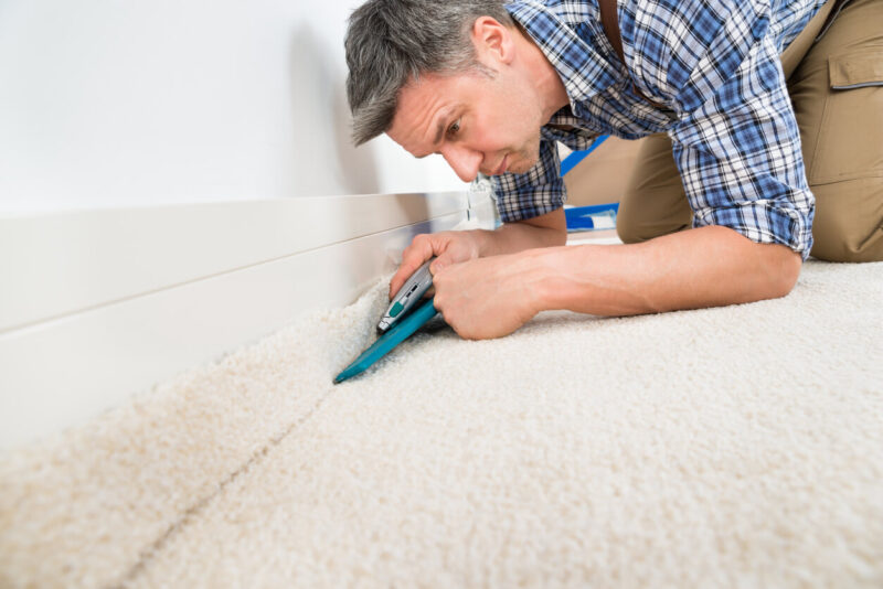 Get your carpet replaced immediately if it has one of these 8 signs.