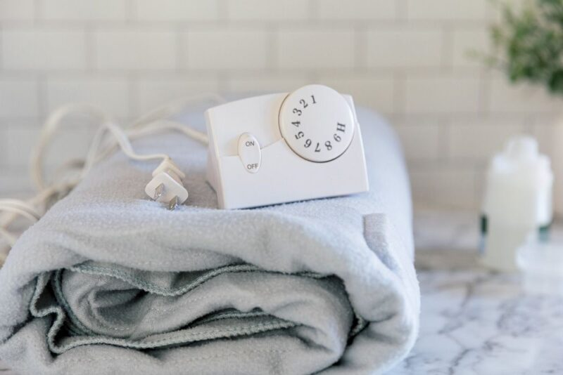 Can you wash an electric blanket same as the normal ones? Check this out!