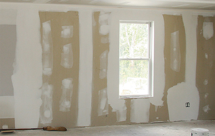 Preparing walls for tiling - painted or textured drywall