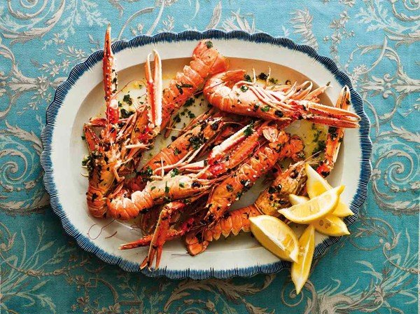 How to eat langoustines: Chew better from head to tail