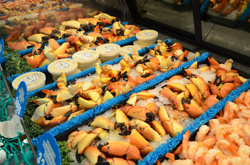 How to eat stone crab