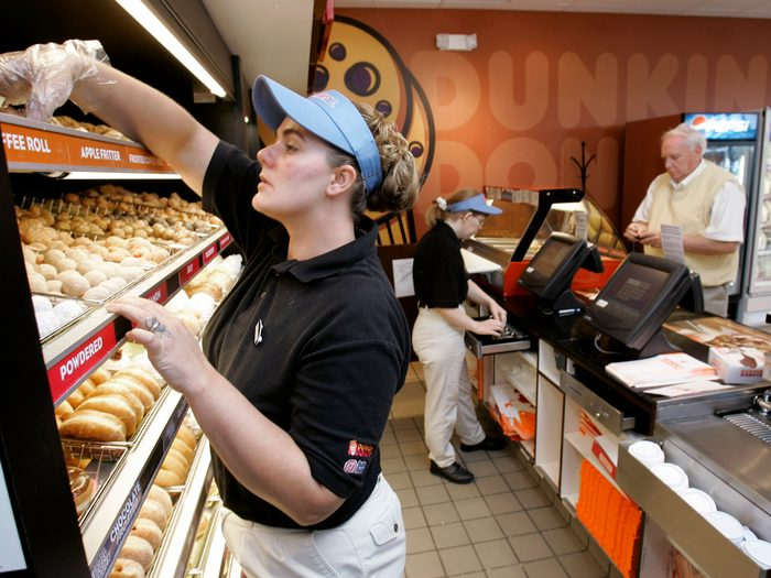 Things you must know about working at Dunkin Donuts