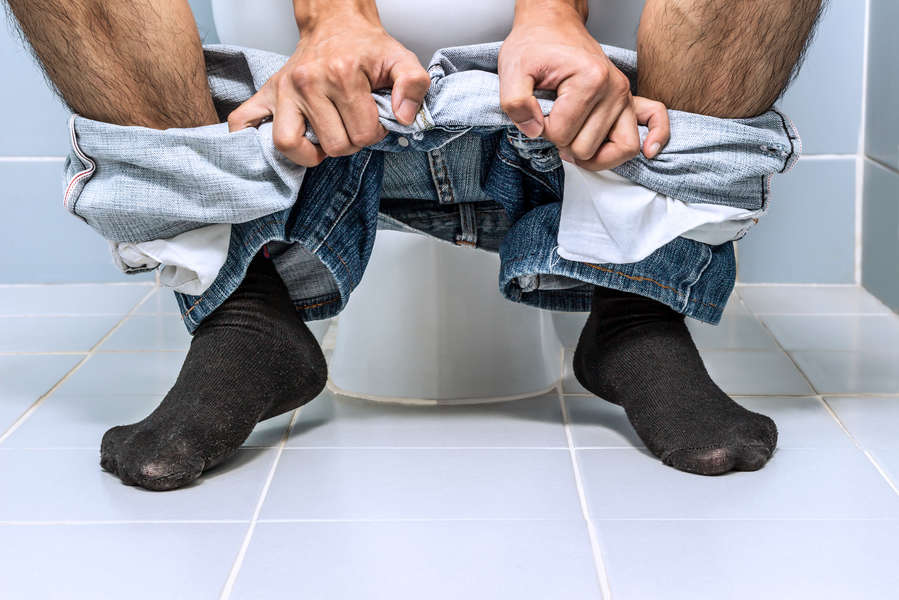 Why does spicy food make it burn when you poop?