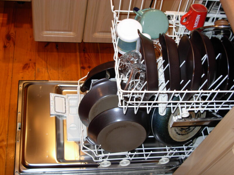 Quickly Fix A Dishwasher That Won't Start In A Few Steps