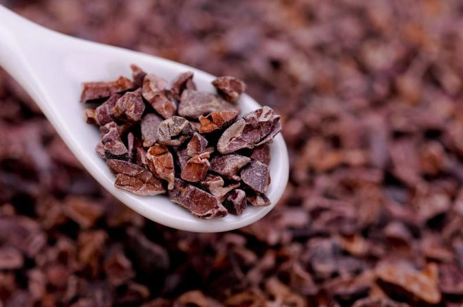 What are cacao nibs