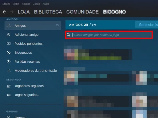 How to block someone on Steam
