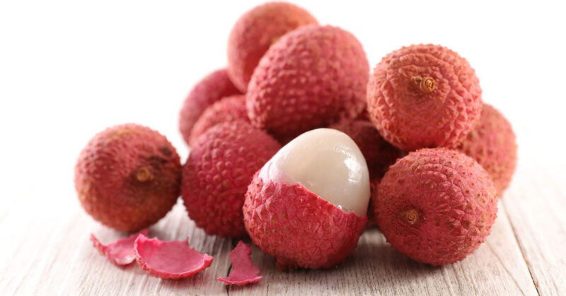 Simple tips to enjoy your meal with lychees like a pro