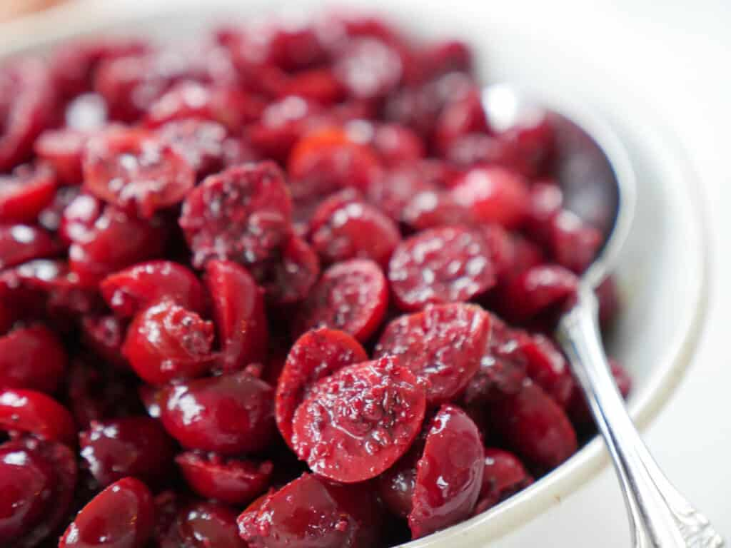 how to eat cranberries