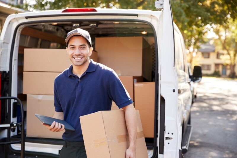 How to become a delivery driver