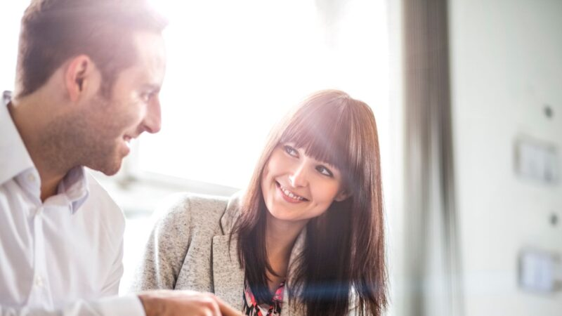 4 Awesome Tips to Ask Your Coworker out Casually