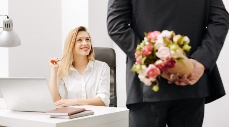 How to ask a coworker out casually