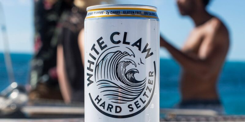 how many White Claws to get drunk