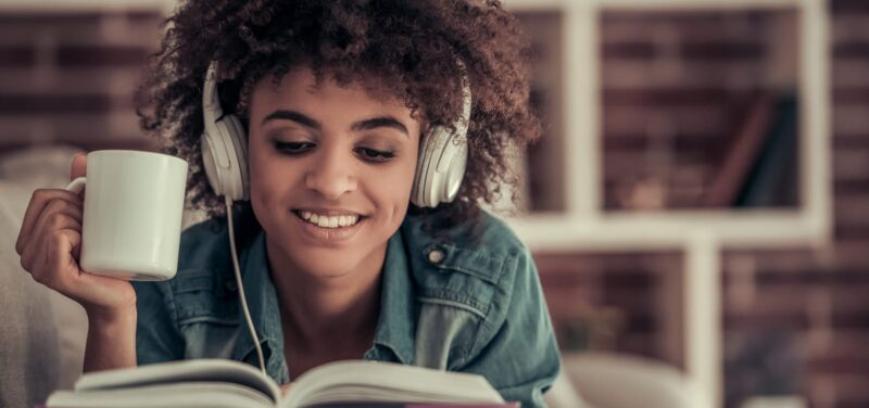 what to do while listening to audiobook