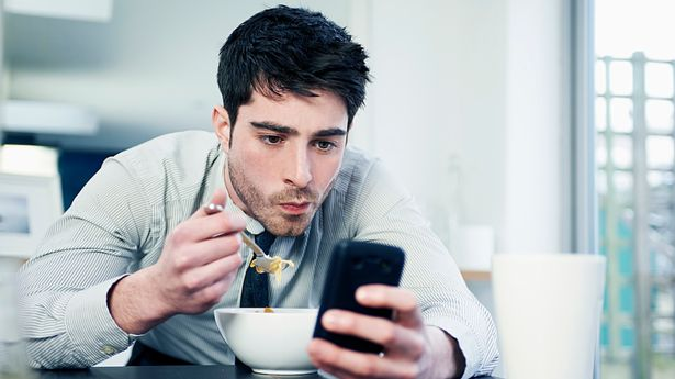 my husband looks at other females online