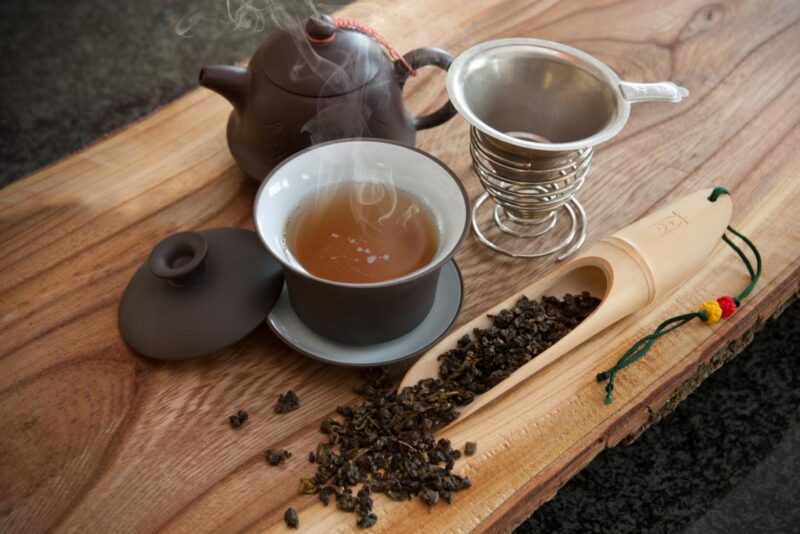 What tea is good for menstrual cramps