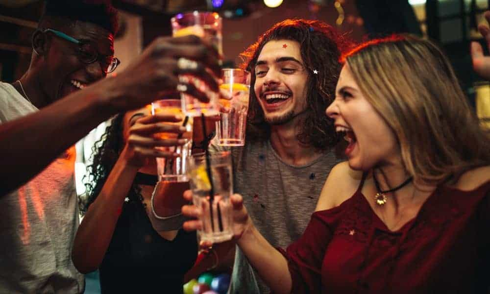 These Are the Best Tricks to Prepare for a Night of Drinking